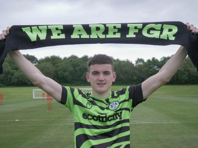 Liam Kitching has become Forest Green Rovers eighth summer signing after joining from Championship Leeds United