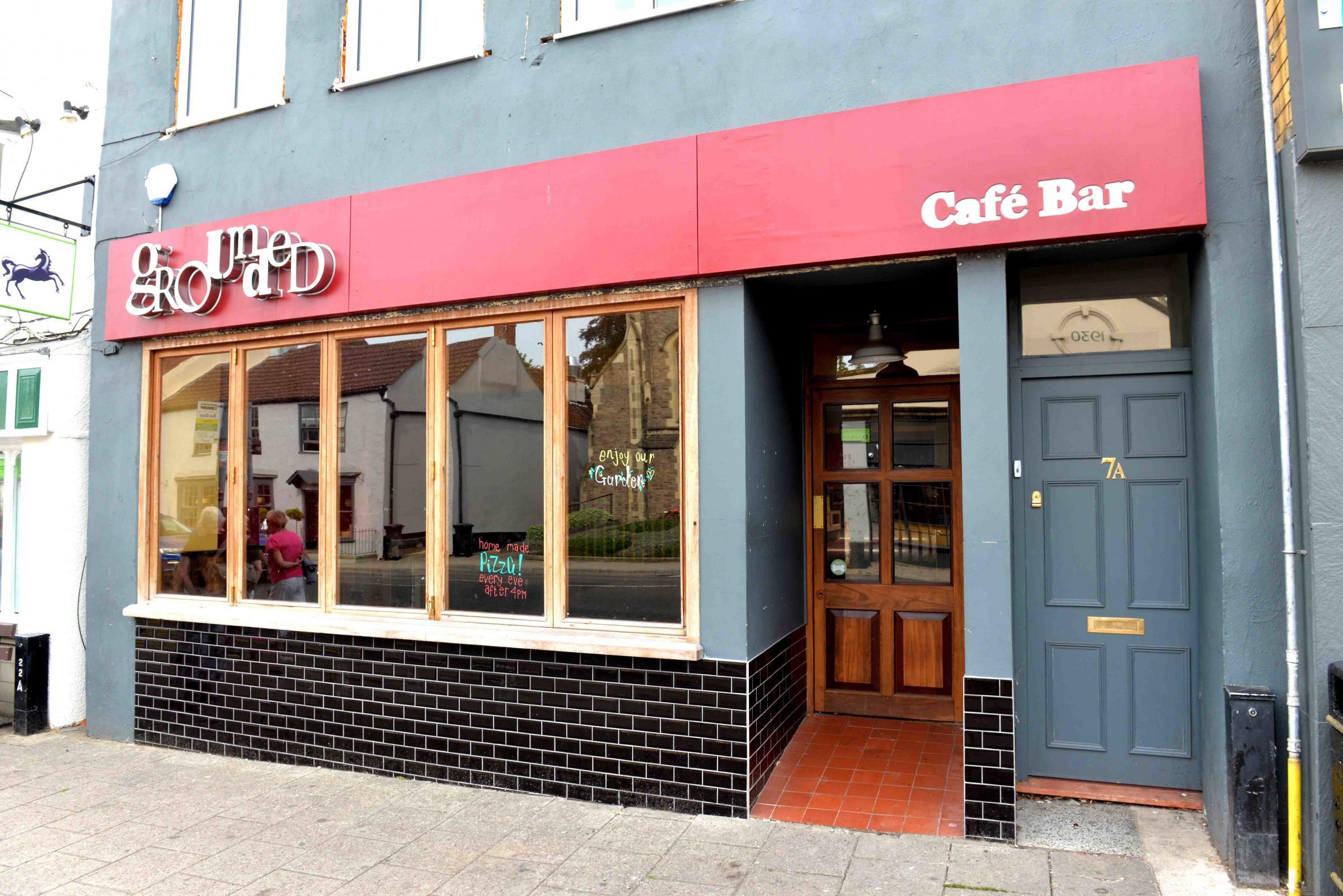 Thornbury's Café Grounded closed as company enters