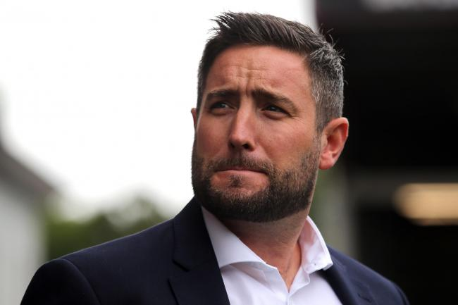 Bristol City manager Lee Johnson prior to kick-off during the Sky Bet Championship match at Ashton Gate, Bristol.
