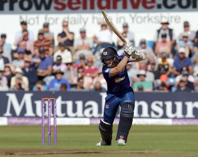 Gloucestershire's Michael Klinger during the Royal London One Day Cup, Semi Final at Headingley Carnegie Cricket Ground, Leeds. PRESS ASSOCIATION Photo. Picture date: Sunday September 6, 2015. See PA story CRICKET Yorkshire. Photo credit should read: