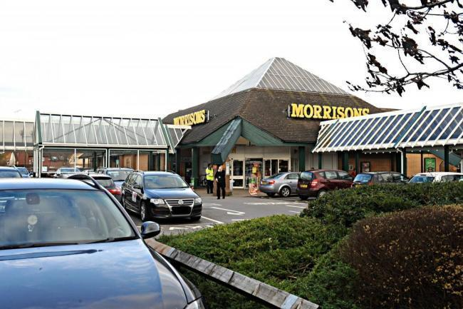 Morrisons in Yate