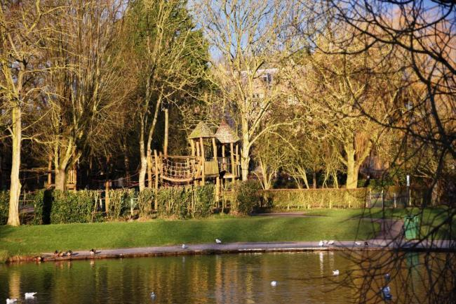 Kingsgate Park in Yate