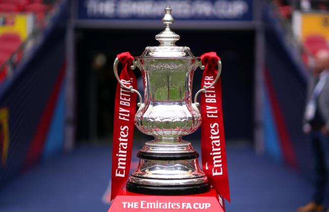 Forest Green handed ball 18 for Emirates FA Cup draw