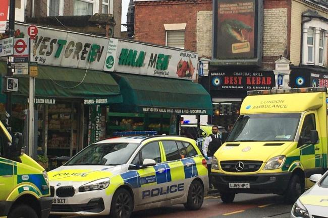 West Green Road stabbing