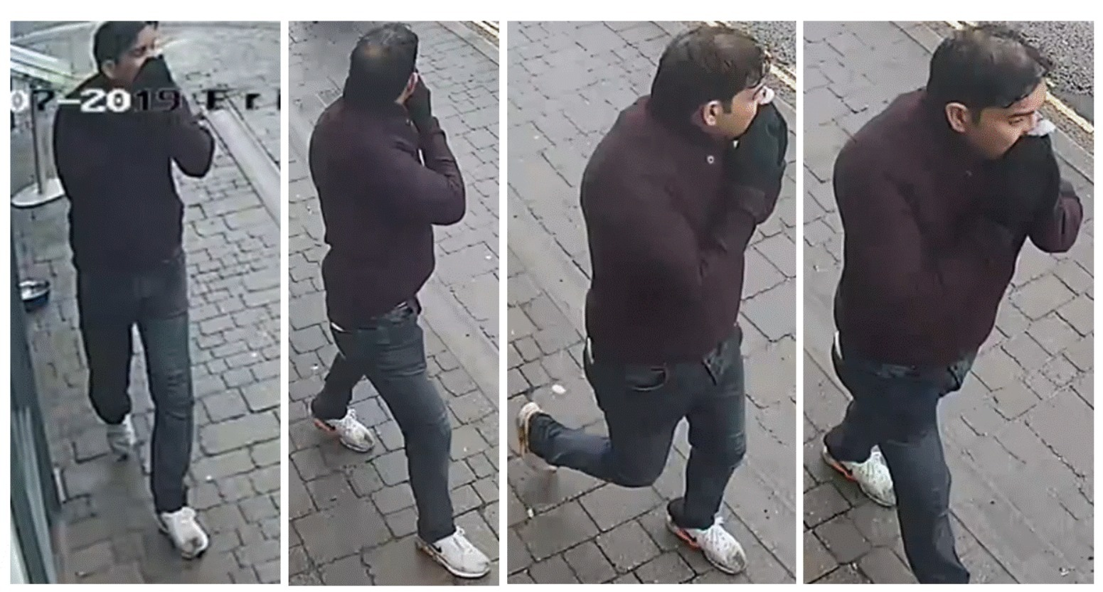 CCTV appeal after knifepoint robbery on Thornbury High Street - Gazette Series