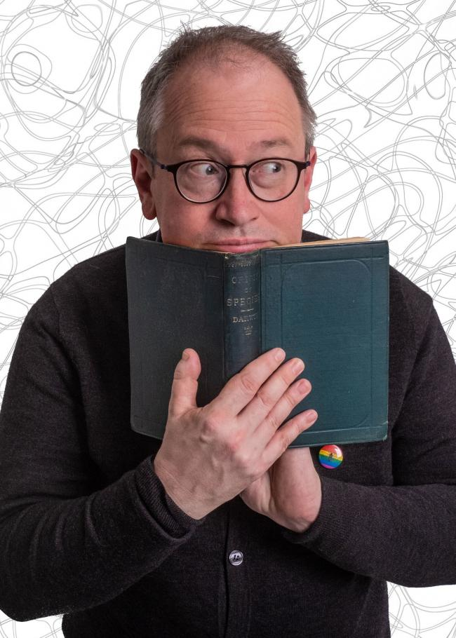 magic and mayhem - Robin Ince