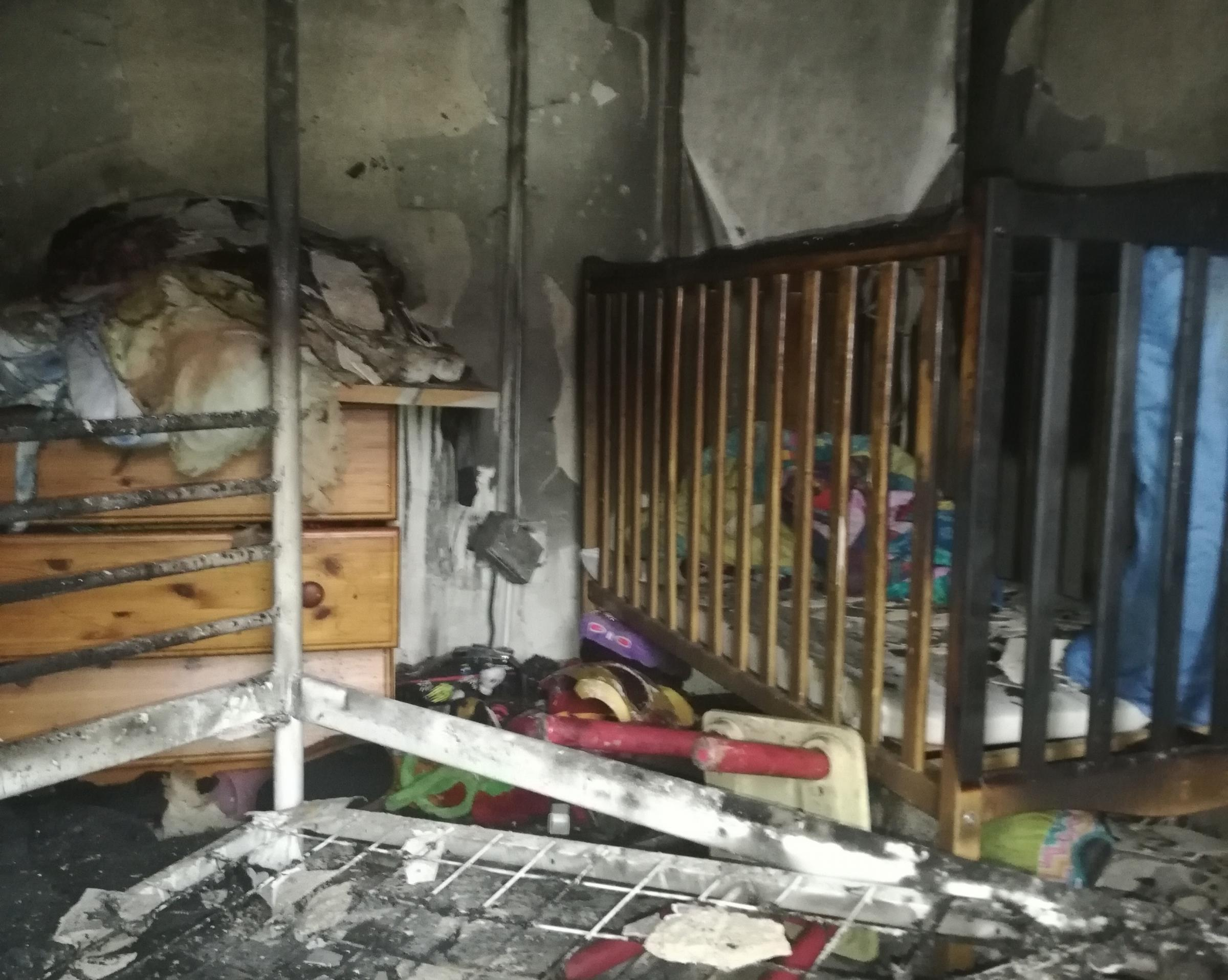 Thornbury family 'devastated' by fire in their home - Gazette Series