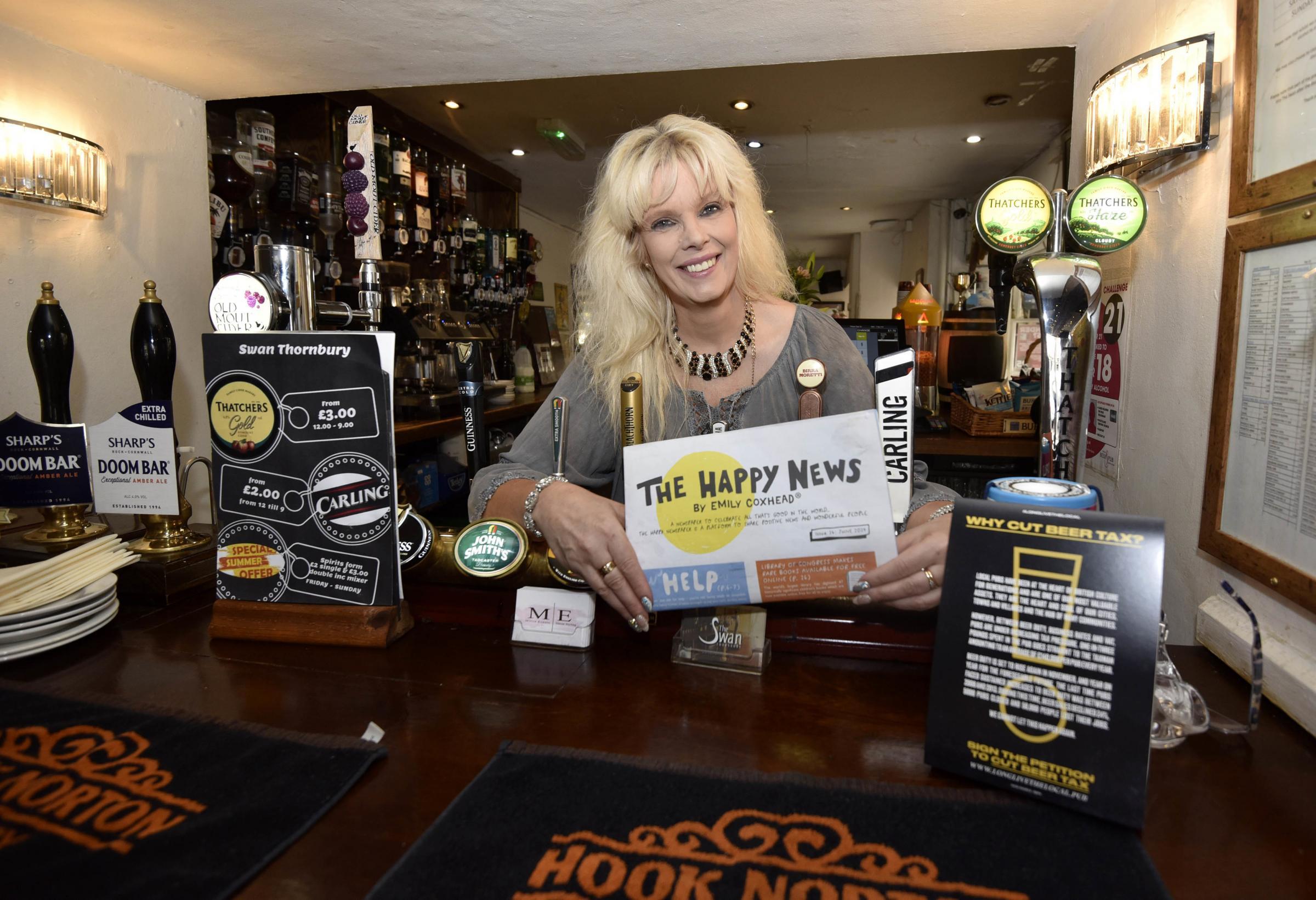 Popular Thornbury pub to support switch-on event tonight - Gazette Series
