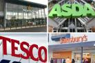What are the shopping hours for NHS workers, plus elderly and vulnerable at all major supermarkets?