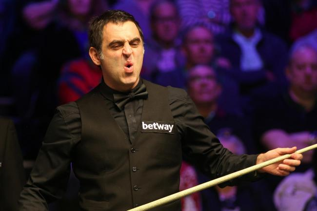 Betway UK Championship – Day Seven – York Barbican