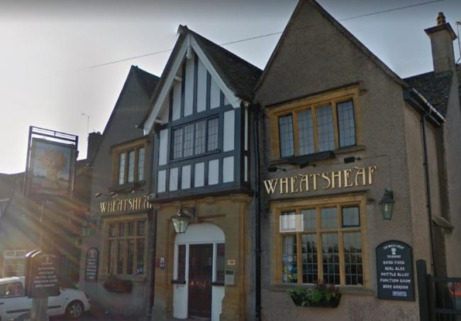 The Wheatsheaf, Thornbury