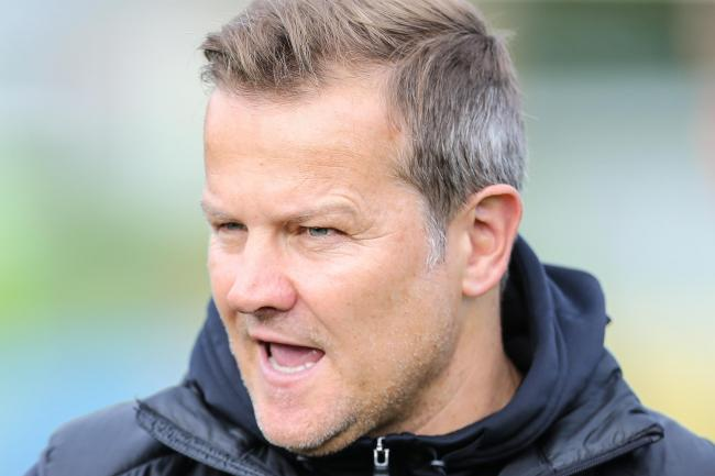 FOREST GREEN boss Mark Cooper shouldered the blame for his side's third straight league defeat