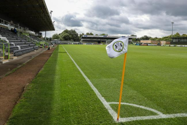 The New Lawn is set to welcome Rovers fans once again this weekend