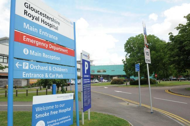 Almost a dozen new coronavirus deaths at Gloucestershire Hospitals Trust