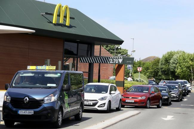 McDonald's is opening Drive-Thru lanes at 39 locations across the UK and Republic of Ireland
