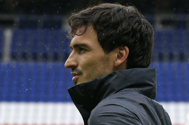 Mats Hummels has an Achilles problem