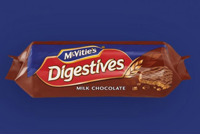 McVitie's biscuit factory hit by an outbreak of coronavirus. Picture: McVities