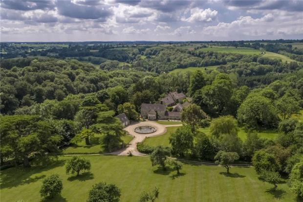 Tunley, Sapperton, Cirencester, Gloucestershire, GL7