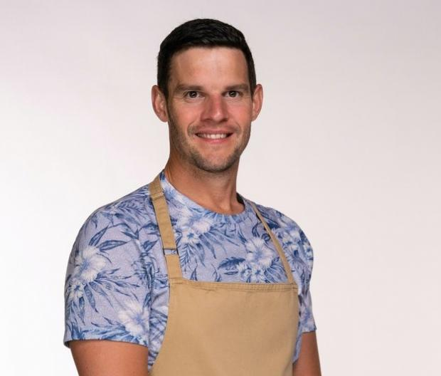 Gazette Series: Dave is among contestants for The Great British Bake Off (C4/Love Productions/Mark Bourdillon)