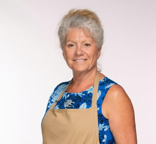 Gazette Series: Retiree Linda will put her culinary skills to the test in the latest series of The Great British Bake Off (C4/Love Productions/Mark Bourdillon)