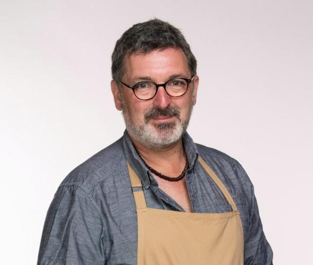 Gazette Series: Marc is among the stars of this year's The Great British Bake Off (C4/Love Productions/Mark Bourdillon)