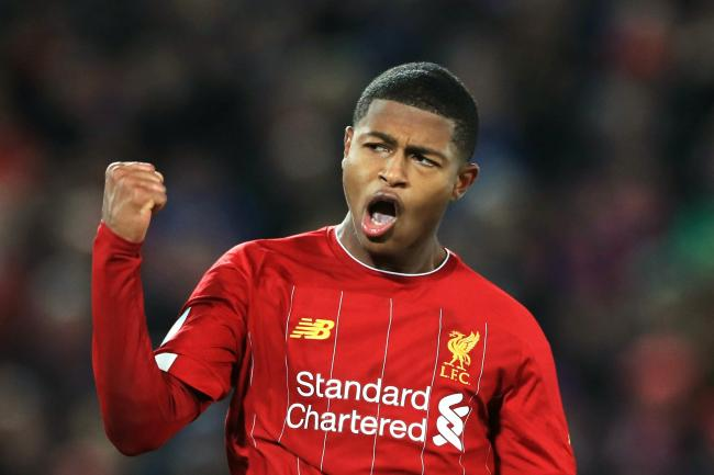 Rhian Brewster could start for Sheffield United against his former club Liverpool at Anfield on Saturday.