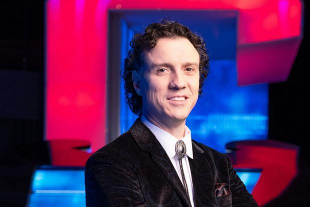 Gazette Series: The new Chaser, Darragh 'The Menace' Ennis. Picture: ITV