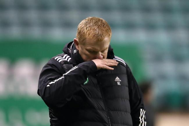 Neil Lennon says he has the backing of the Celtic board