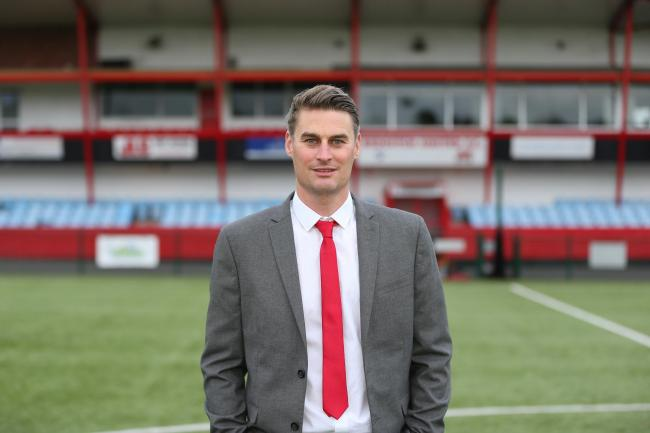 Reds chairman Faulkner is backing the coronavirus pandemic to have unexpected benefits for his Pitching In Southern League Premier Division Central team