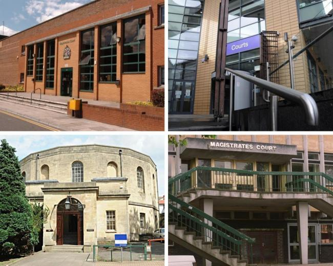 The biggest court stories this week in Gloucestershire