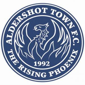 Football Team Logo for Aldershot Town
