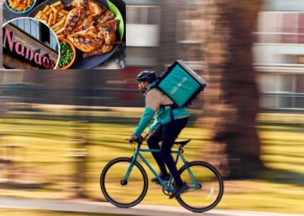 Deliveroo is launching in Yate