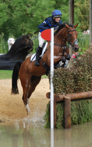 Zara Phillips on High Kingdom