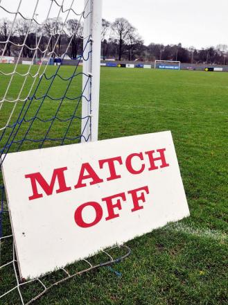Yate Town and Slimbridge have had games postponed