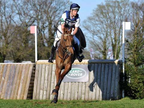 Gazette Series: christoher burton on his Gatcombe runner-up Holstein Park Leilani