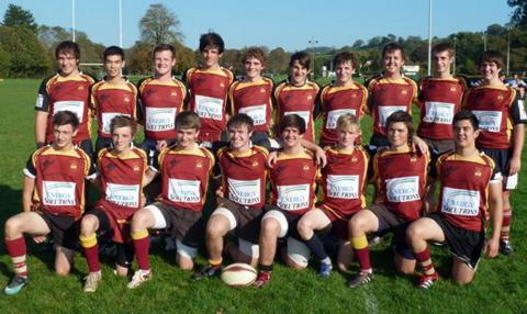 Dursley under-19s