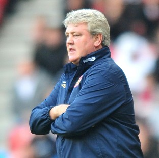 Steve Bruce is relishing the challenge of getting Hull back to the Premier League
