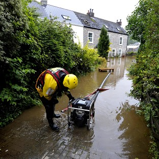 Residents across the UK are being warned of the risk of further flooding by the Environment Agency