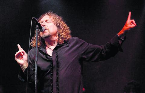 Led Zeppelin frontman Robert Plant surprises audience at church gig in Northleach
