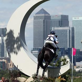 Some fans claimed they ended up missing parts of the equestrian event when stalls ran out of