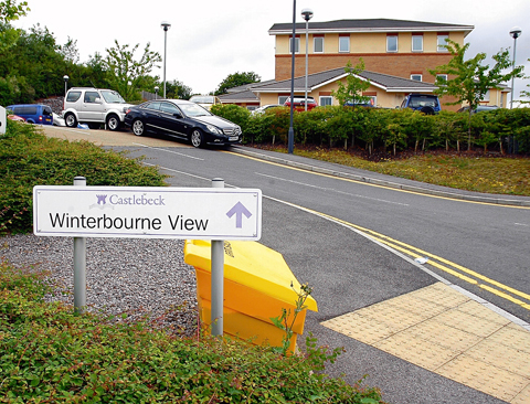 Winterbourne View hospital in Hambrook closed last June