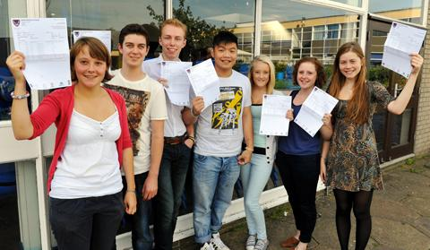 Marlwood School thrilled with A-level results