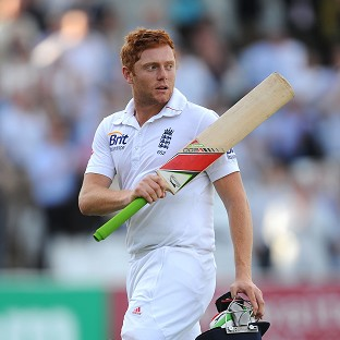 Jonny Bairstow handled the pressure well at Lord's