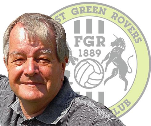 The Green Light with FGR fan John Light