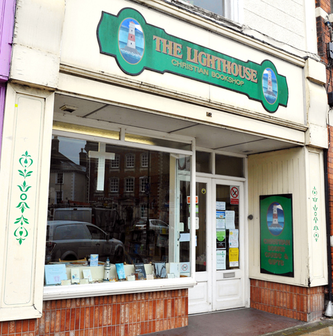 The Lighthouse Bookshop in Dursley