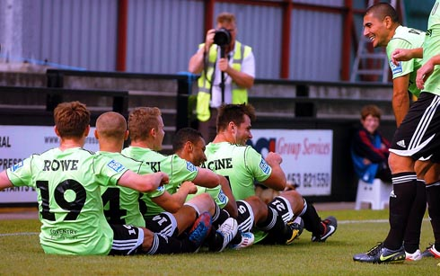 No golden moments for Reed's Rovers