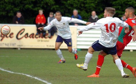 Football: Cousins looks to lift 'deflated' Yate