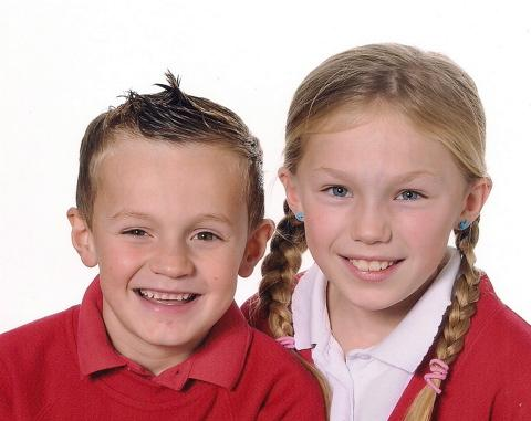 Young siblings to switch on Thornbury's Christmas lights with celebrity guest