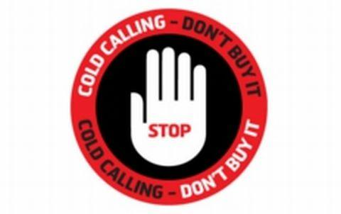 A new cold calling zone has been set