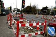 An area of Almondsbury's road has finally been repaired (stock pic)
